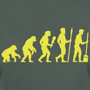 Evolution  T-shirts - Organic damer