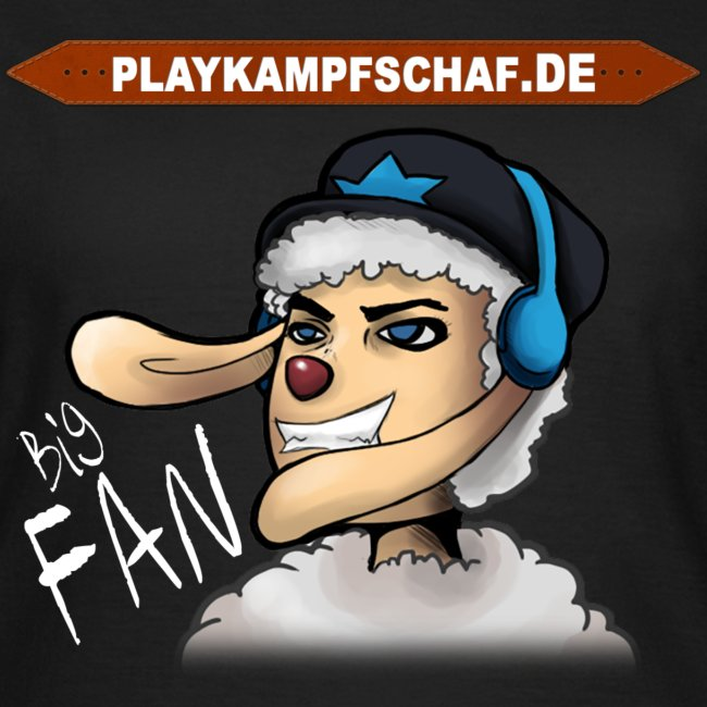 PlayKampfschaf - BigFan