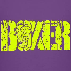 boxer (1c) Shirts - Teenage Premium T-Shirt