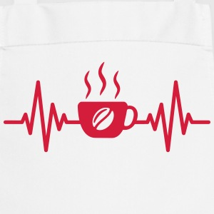 Caffeine kick  Aprons - Cooking Apron
