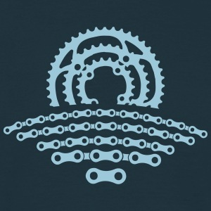 Dawn of the Bike T-Shirts - Männer T-Shirt