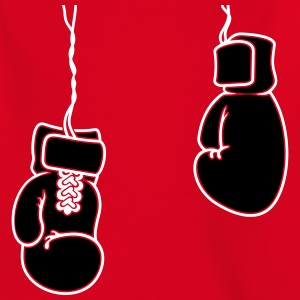 boxing gloves / Boxhandschuhe  (2c) T-Shirts - Teenager T-Shirt