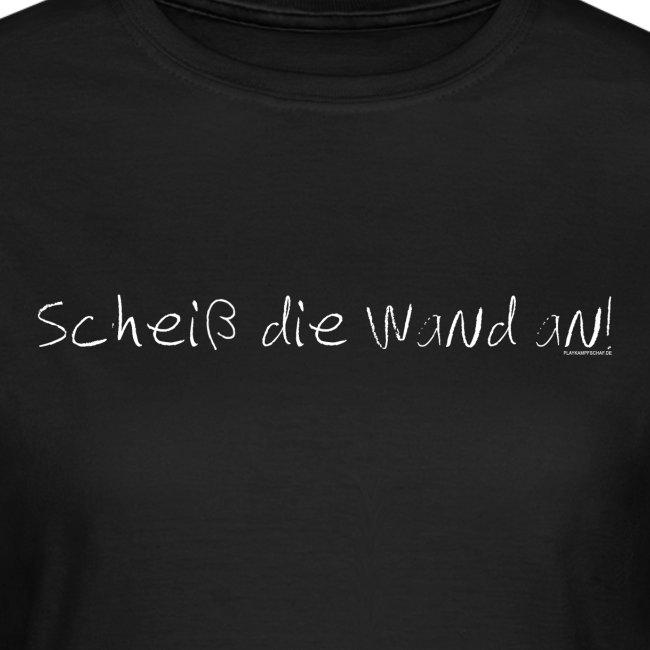 Spruch - SdWa - Schrift Weiß