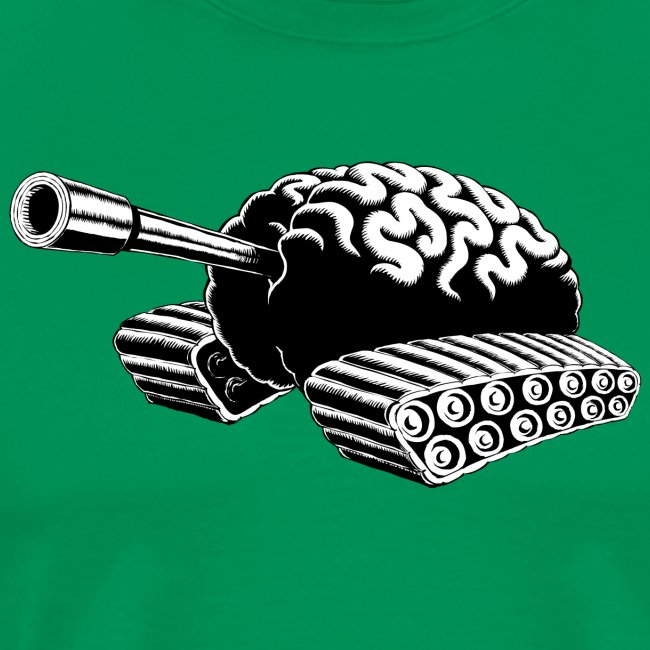 Think Tank T-Shirt #1 (Mono)