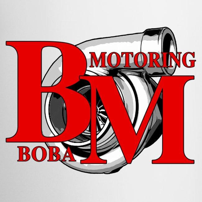 Boba-Motoring Kaffee Tasse