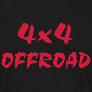 4x4 offroad - Men's T-Shirt