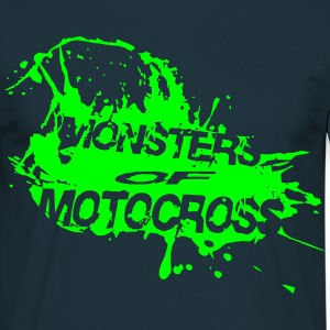 Monster of Motocross Splash 41 T-Shirts - Männer T-Shirt