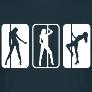 Table Dance  T-Shirts - Men's T-Shirt