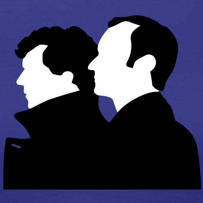 Sherlock und Mycroft Holmes