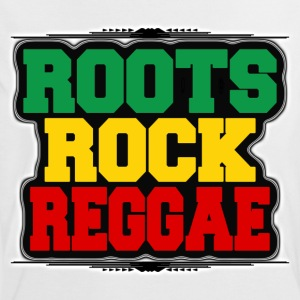 roots rock reggae T-Shirts - Women's Ringer T-Shirt