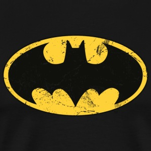 Batman plus-size T-skjorte for menn - Premium T-skjorte for menn