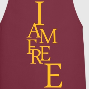 I am free  Aprons - Cooking Apron
