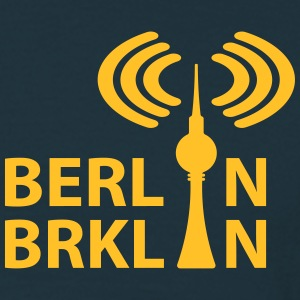Berlin Brooklyn - Männer T-Shirt