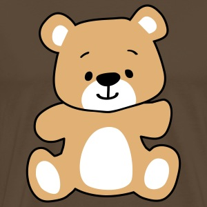 Teddy Bear T-Shirts - Men's Premium T-Shirt