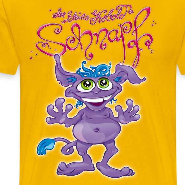 Schnapf Herren Shirt (Oekotex zert.)