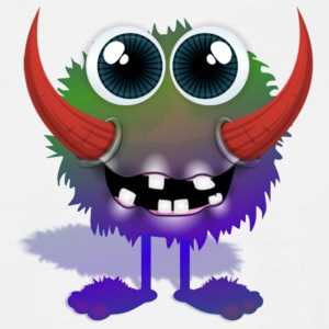 Chilly Catarmonster T-Shirts - Men's T-Shirt