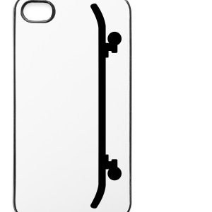 Skateboard Handy & Tablet Hüllen - iPhone 4/4s Hard Case