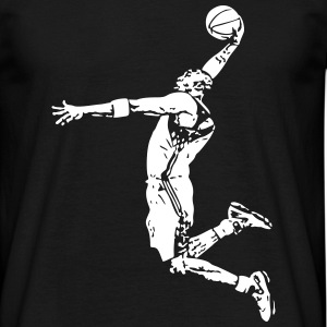 Men's Basketball #11 T-Shirt - Men's T-Shirt