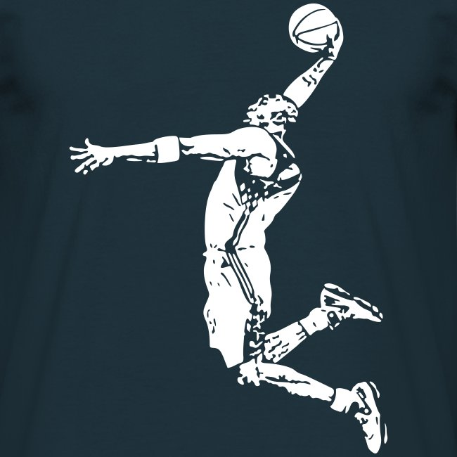 """Men's """"Basketball #11"""" T-Shirt"""