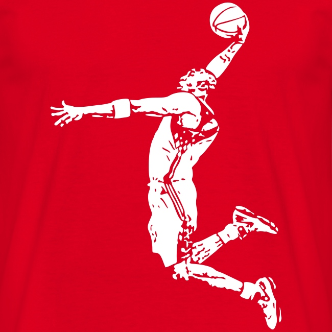 "Men's ""Basketball #11"" T-Shirt"