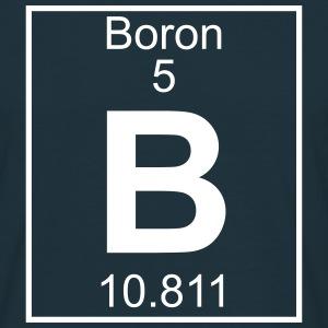 Boron (B) (element 5)