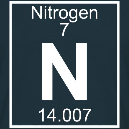 Nitrogen (N) (element 7)