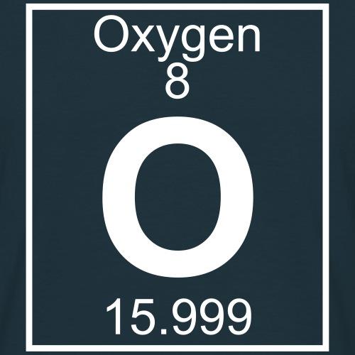 Oxygen (O) (element 8)