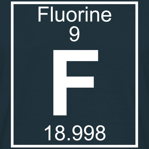 Fluorine (F) (element 9)