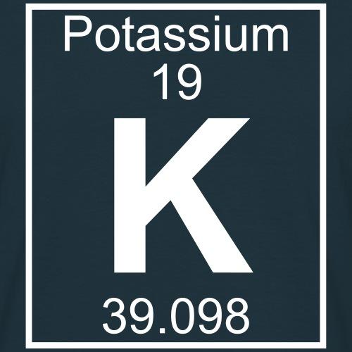 Potassium (K) (element 19)
