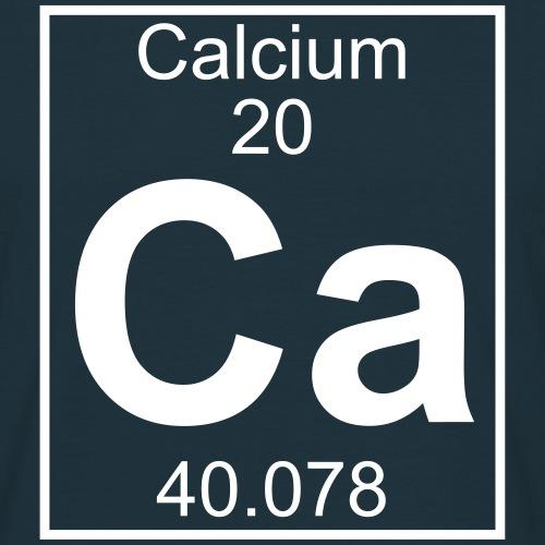 Calcium (Ca) (element 20)