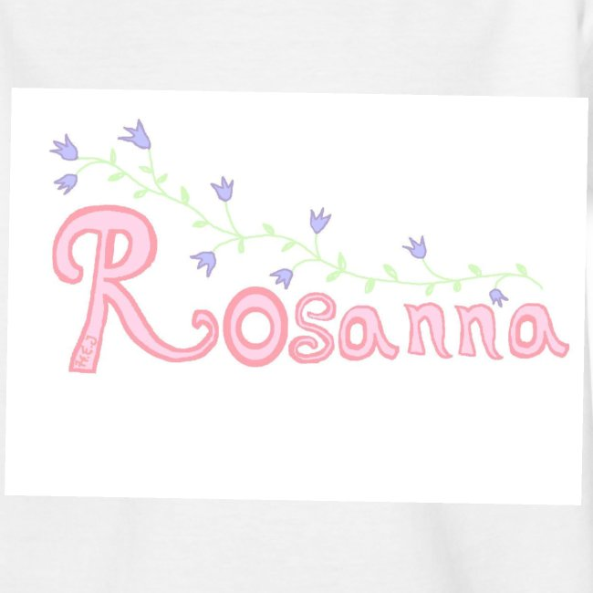 barn tröja Rosanna