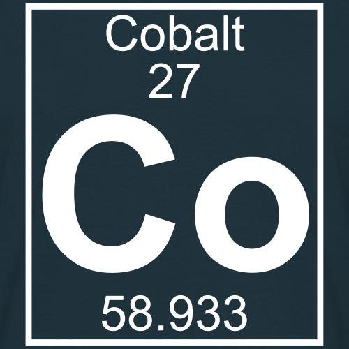 Cobalt (Co) (element 27)