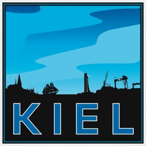 kiel_skyline_201302 T-Shirts - Teenager Premium T-Shirt
