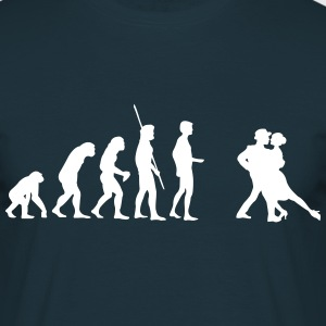 Dancing Evolution  T-Shirts - Men's T-Shirt