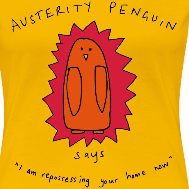 Austerity Penguin