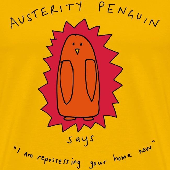 Austerity Penguin