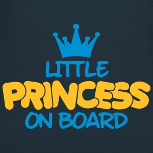 little princess on board Tee shirts - T-shirt Femme