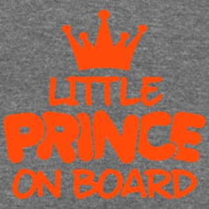 little prince on board Sweat-shirts - Pull Femme col bateau de Bella