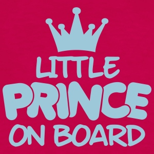 little prince on board T-Shirts - Women's Premium T-Shirt