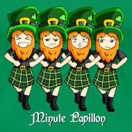 Motif ~ Mini-Kriss - Irlandais - femme MP