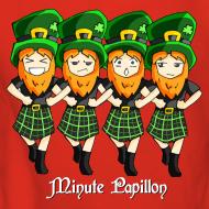 Motif ~ Mini-Kriss - Irlandais - Sweat femme