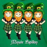 Motif ~ Mini-Kriss - Irlandais - Sweat homme