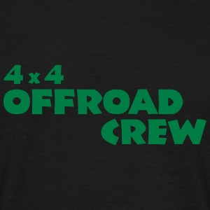 Offroad Crew - T-shirt Homme