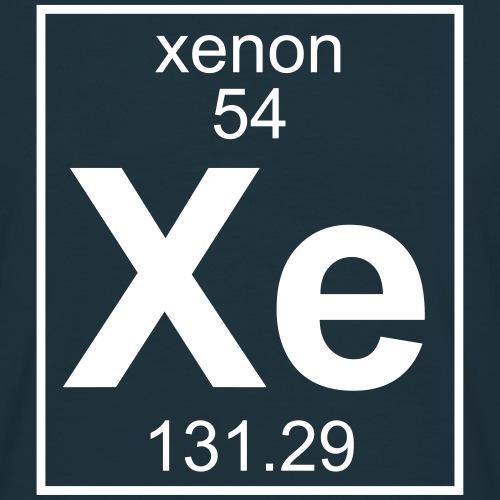 Xenon (Xe) (element 54)