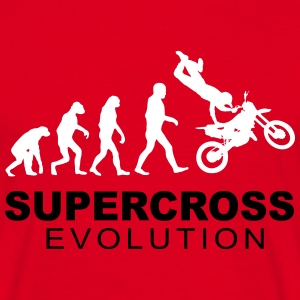 Supercross Evolution Camisetas - Camiseta hombre