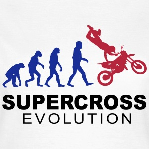 Supercross Evolution T-Shirts - Women's T-Shirt