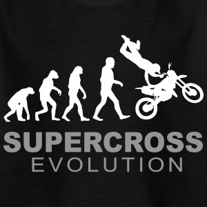 Supercross Evolution Shirts - Kids' T-Shirt