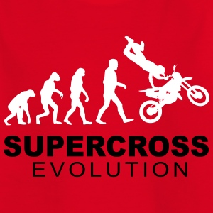 Supercross Evolution Tee shirts - T-shirt Ado