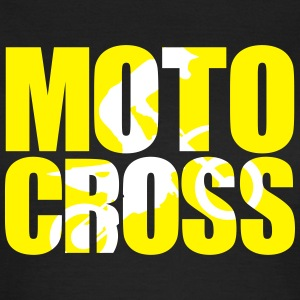 Motocross Shadow 2 T-shirts - T-shirt dam