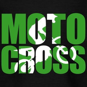Motocross Shadow 2 T-Shirts - Teenager T-Shirt